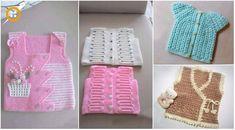 Facebook Yorum 693.1 Baby Knitting Patterns, Crochet Designs, Knit Dress, Gloves, Craft, Needlepoint, Mesh Dress, Sweater Dresses, Mittens