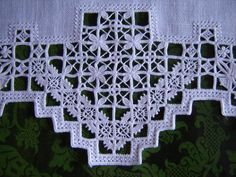 E-mail - Ine aan de Stegge - Outlook Hardanger Embroidery, Lace Embroidery, Cross Stitch Embroidery, Needle Lace, Bobbin Lace, Embroidery Patterns Free, Embroidery Designs, Drawn Thread, Point Lace