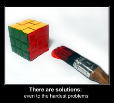Solutions..