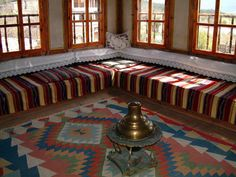Bosnia, Cushions On Sofa, Traditional House, Country Decor, Old Houses, Rugs On Carpet, Diy Room Decor, Beautiful Homes, Living Spaces