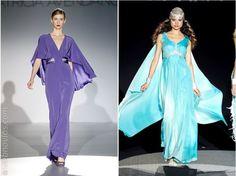 vestidos túnica de fiesta www.webnovias.com/blog
