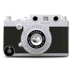 Gizmon iCA iPhone System  iphone camera case with interchangeable lenses