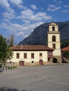 Colegiata de San Pedro (Teverga , Asturias)