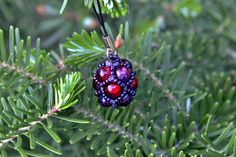 Made from nice beads like a Galaxy =)