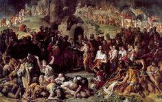This painting of the marriage of Aoife and Strongbow by Daniel Maclise is an iconic image of the Norman Invasion of Ireland.