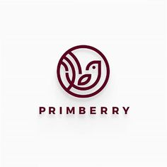 Best Logos For Inspiration! Typography Logo, Art Logo, Logo Branding, Branding Design, Logo Desing, Best Logo Design, Type Logo, Bird Logos, Leaf Logo