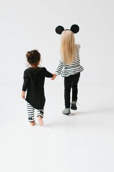 Lovely dress and stripes | House of Jamie baby and kids collection