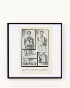 Small arm anatomy art from 1938 Vintage first aid print. Gift for doctor student nurse paramedic EMT. Medical Gifts, Medical Art, Nurse Gifts, Arm Anatomy, Anatomy Art, Medical Office Decor, Gift Guide For Men, Science Student, Vintage Medical