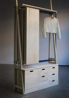 Trendy Modular Furniture Plywood Small Spaces Ideas - pinupi love to share Modular Furniture, Plywood Furniture, Cool Furniture, Modern Furniture, Furniture Design, Minimalist Furniture, Furniture Projects, Bedroom Furniture, Laminate Furniture