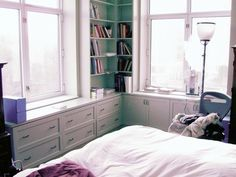 Image result for wall units with window