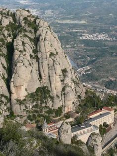 Montserrat - Barcelona, Catalonia