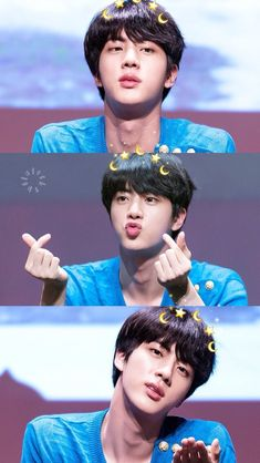 o。 ʝιи ~ (ʟᴏᴄᴋsᴄʀᴇᴇɴ ʙʏ ᴍᴇ) on We Heart It is part of Bts jin - Image uploaded by `вєℓα ( 🍚 ) Find images and videos about bts, jungkook and wallpaper on We Heart It the app to get lost in what you love
