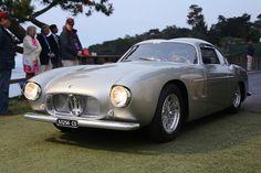 Maserati A6G 54 2000 Zagato Coupe s-n 2155 1956
