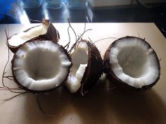 Fresh coconut Fruit And Veg, Coconut, Fresh, Cooking, Food, Art, Kitchen, Art Background, Fruits And Veggies