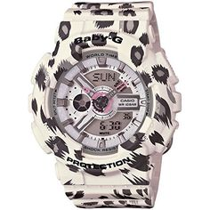G-Shock BA110LP-7A Baby-G White Series Luxury Watch - White / One Size  #BA110LP7A #BabyG #gshock #Luxury #Series #size #Watch #White MonitorWatches.com
