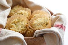 Savory FetaZucchini Muffins