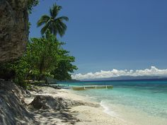 Tangkaan Beach, Padre Burgos, Southern Leyte, Philippines