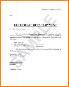 5 certification of employment sample format farmer resume farmer resume sampleresume employmentcertificatesample