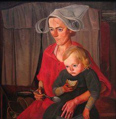 File:Poverty by B.Grigoriev (1925, Heritage gallery).jpg -- CAdvent03 -- Luke 3:7-18 -- [in ACT]