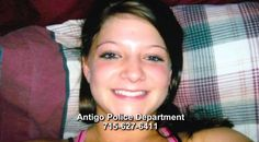 If you have any information about Kayla Berg or her disappearance please contact the Antigo Police Dept. #Disappeared #http://Missingpic.twitter.com/2kBYdiIK9o