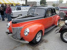 1940 Ford Deluxe Coupe | Flickr - Photo Sharing!