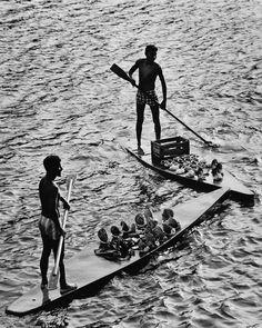 Rodrigo Moya Deslizadores, Acapulco, México, 1965