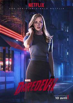 Daredevil serie (2015) l Karen Page