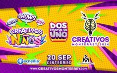 Ya es Septiembre....... mes de #creativos en #cintermex  www.creativosmonterrey.com
