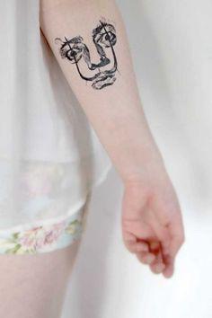 dali-tatoo