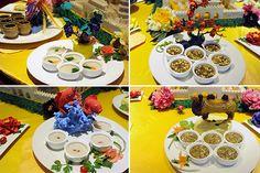 모든 음식에 국물이 있는 다양한 낙양수석의 요리들.: CHINESE FOODS