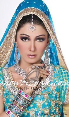 Celebrity Weddings: Aiza Khan Wedding Pics