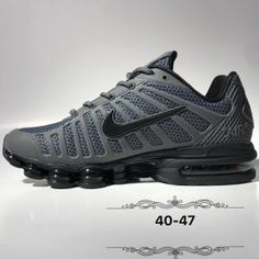 e93496676d5316 Mens Winter Sneakers Nike Air Max 2019 Carbon grey black Mens Nike Air