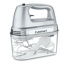 Until I get my stand mixer, I need a new hand mixer, dammit! Cuisinart® 7-Speed Electric Hand Mixer - Bed Bath & Beyond