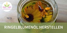 Diehautregenerierende Wirkung der Ringelblume ist legendär und hilft…