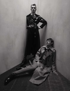 Fashion Copious - Stella Tennant & James Crewe by Tim Walker for Vogue Italia July 2016 Tim Walker, Vogue Photography, Editorial Photography, Lifestyle Photography, White Photography, Vogue Fashion, Boho Fashion, Male Fashion, High Fashion