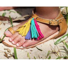 tassal sandals | Tinypeople