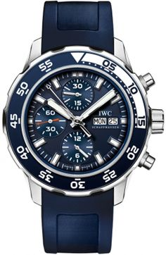 Replique IWC Montre Aquatimer Automatic Chronograph IW3767-11
