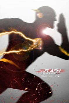 The Flash movie poster?