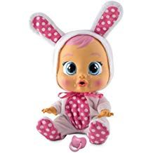 6e797bc1f Poor little Cry Baby Coney! Give her the dummy and a cuddle to stop her  from crying. She cries real water, makes realistic baby noises! For more  play fun, ...
