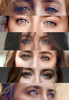Lydia's eyes are amazing: sometimes bright silver, other times brilliant blue
