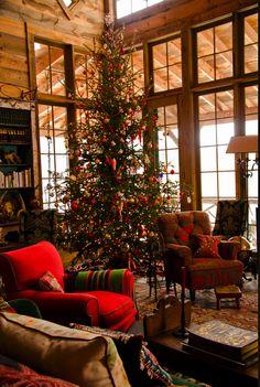 Amanda Brooks Adirondack home for Vogue