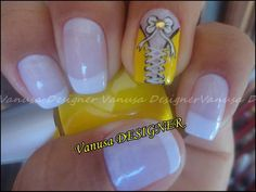 Unhas decoradas Pretty Nails, Hair Beauty, Nail Polish, Nail Art, Fashion Styles, Design, Nail Arts, Projects, Beleza