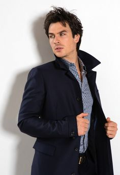 Ian Somerhalder - Prestige Hong Kong 2013                                                                                                                                                                                 More
