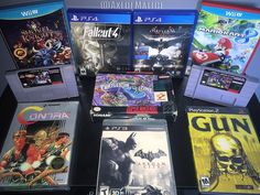 On instagram by axeofmalice  #retrogaming #microhobbit (o)  http://ift.tt/1NZJ2bE  My top 10 most played games of 2015.  1: Fallout 4 2: Arkham Knight 3: Shovel Knight 4: Mario Kart 8 5: Knights of the Round 6: The Adventures of Batman and Robin 7: Turtles in Time 8: Gun 9: Arkham City 10: Contra. It was one awesome year. Happy New Year everyone. Game on!  #RetroCollective #RetroGaming #NintendoLife #WiiU #PS2 #PS3 #PS4 #SuperNintendo #Nintendo #Collector
