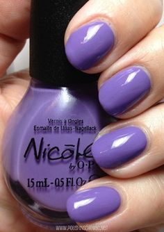 Nicole by OPI Love Song