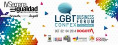 Evento LGBT Business Summit Colombia 2014