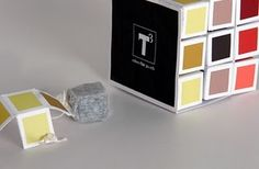 Interesting idea. tea packaging