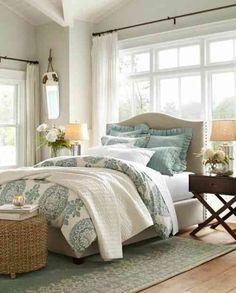 chambre à coucher confortable