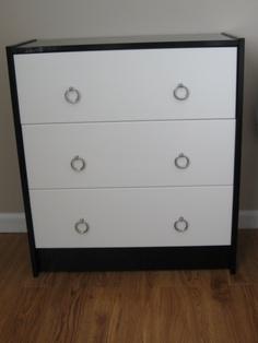 "My Ikea ""Rast"" dresser/nightstand hack!"