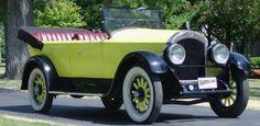 1921 Cole Aero Eight - (Cole Motor Car Co. Indianapolis, Indiana 1909-1925)
